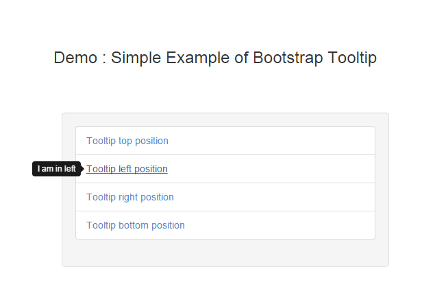 bootstrap-tooltip