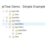 Dynamic Tree with JSTree, PHP and MySQL
